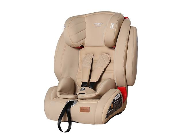 бу Автокресло CARRELLO Magnum CRL-9802 Beige Lion группа 1+2+3 ISOFIX+SPS+TOP TETHER /2/ в Одесі