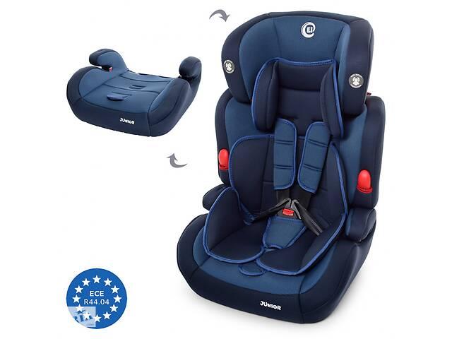 купить бу Автокресло детское 2в1ME1008JUNIOR (Blue) в Одессе