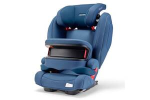 Автокресло RECARO Monza Nova IS Seatfix Prime Sky Blue (00088008320050)