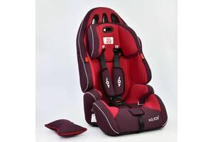 Автокресло универсальное Joy с бустером, 9-36 кг, красное SKL11-178843