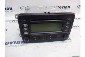 б/у Радио и аудиооборудование/динамики Volkswagen Golf V