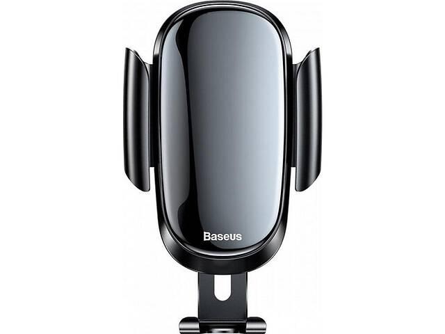 купить бу Автомобильный держатель Baseus Gravity Air type Future Black (SUYL-WL01) в Запорожье
