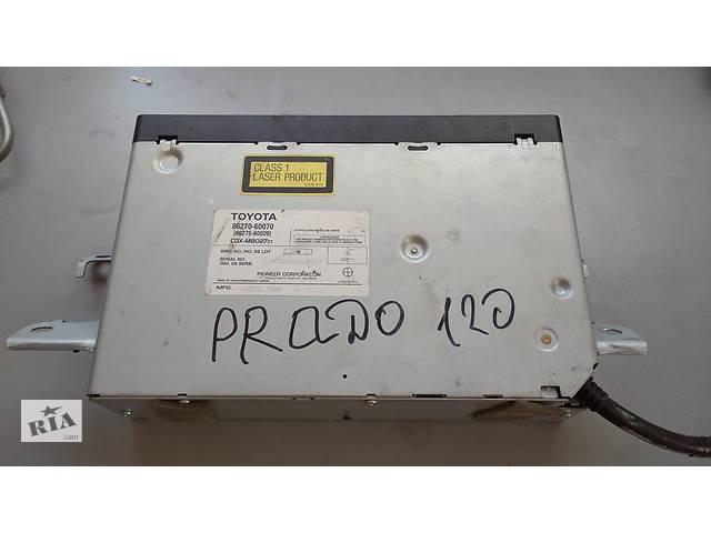 купить бу CD-Чейнджер для Toyota Land Cruiser Prado 120  8627560020 в Киеве