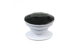 Держатель Armorstandart PopSoket для телефона/планшета Diamond Black (ARM54668)