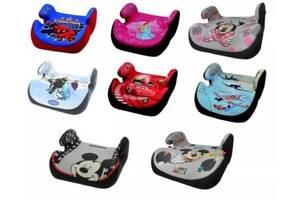 Детское автокресло бустер 15-36 кг Nania Topo Disney