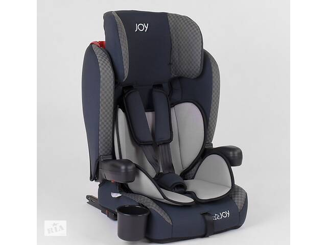 купить бу Детское универсальное автокресло JOY 24812с системой ISOFIX, группа 1/2/3 (от 9-36 кг) в Одессе