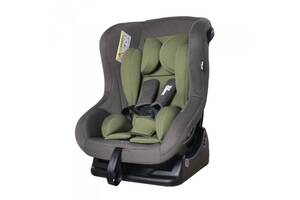 КАЧЕСТВЕННОЕ Детское автомобильное кресло TILLY Corvet T-521/3 Green, группа 0+/I