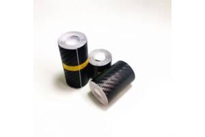 Карбонова плівка 3D, 7cm*3m, Чорна
