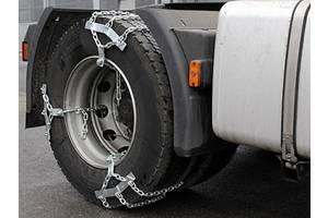 Ковані ланцюги на колеса для вантажних автомобілів