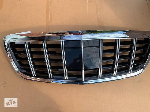 продам Mercedes S-klass W222 Решетка радиатора Maybach-designs (2019-style) бу в Черновцах