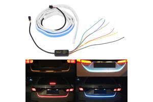 Подсветка автомобиля RGB The tail box lamp (габариты, стоп, поворотники, аварийка)
