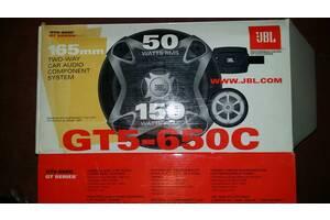 Продам новую автоакустику JBL GT5-650C