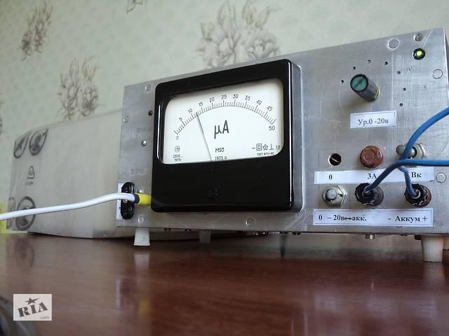 Продам пристрій зарядки акумуляторів- объявление о продаже  в Білій Церкві