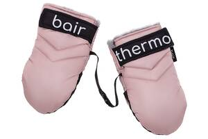 Рукавицы Bair Thermo Mittens  розовый пудра