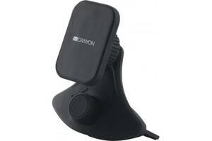 Универсальный автодержатель CANYON Car CD slot magnetic phone holder (CNE-CCHM8)