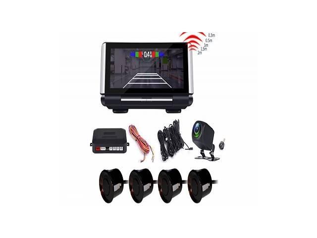 бу Видеорегистратор Phisung W09 + Парктроник Бортовой компьютер в Лубнах