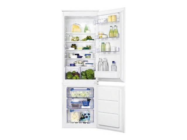 бу Встраиваемый холодильник Zanussi ZBB928651S в Харкові