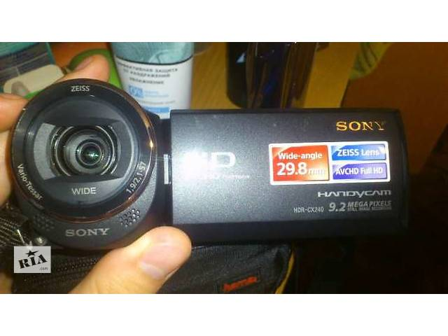 бу видеокамера sony в Киеве
