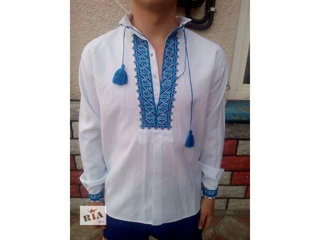 купить бу Вишита сорочка (вишиванка). в Тернополе