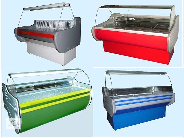 купить бу Витрины холодильные новые от производителя Айстермо в Киеве