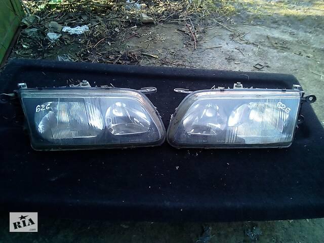 Б левая фара для Mazda 626- объявление о продаже  в Ивано-Франковске