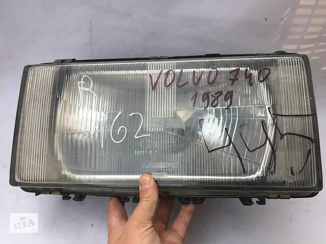 Вживаний фара права для Volvo 740 1988-1992 (162)- объявление о продаже  в Бучаче