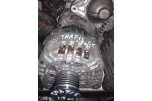 Применяемый генератор / щетки для Opel Vivaro 2003