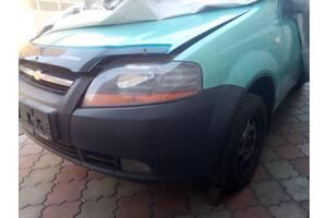 Вживаний капот для Chevrolet Aveo 2006