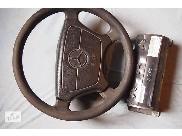 бу Применяемый подушка безопасности для Mercedes C 220 1993-2000рв на мерседес скласа кузов 202 цена 1200гр самой подушку гарантии в Черновцах