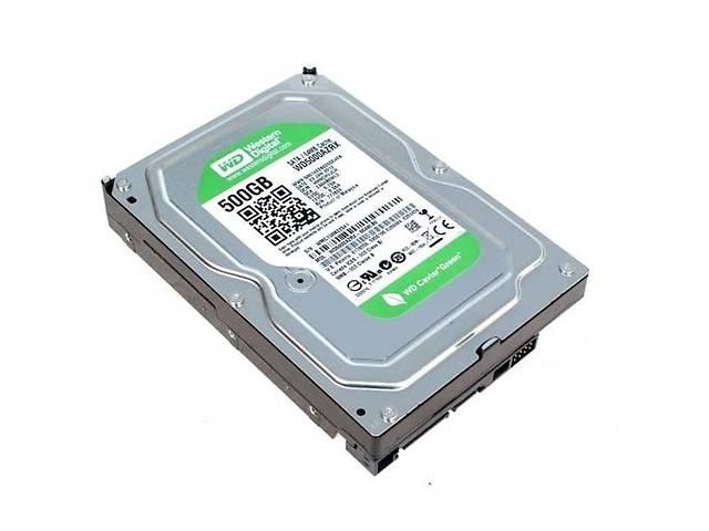 бу Western Digital Green 500GB 5400rpm в Запорожье