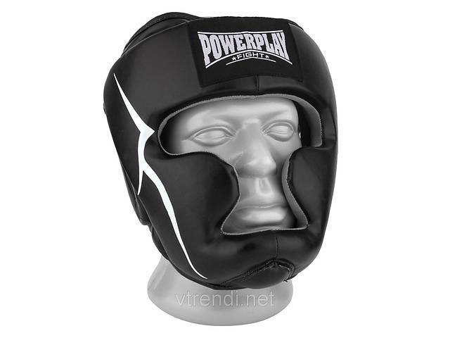 продам Боксерський шолом тренувальний 3066 PU, Amara Чорний M R144811 бу в Киеве