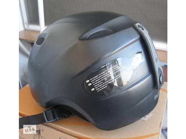купить бу ДЕТСКИЙ зимний шлем Giro Slingshot. в Киеве