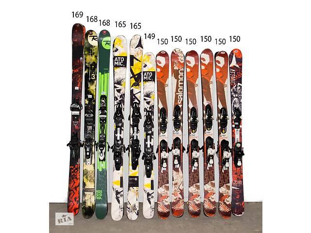 купить бу Лыжи горные Volk 0139a8a89b750