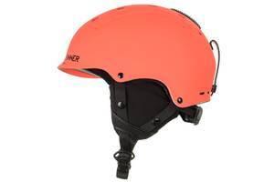 Шолом гірськолижний Sinner XS Neon Orange SKL35-221877