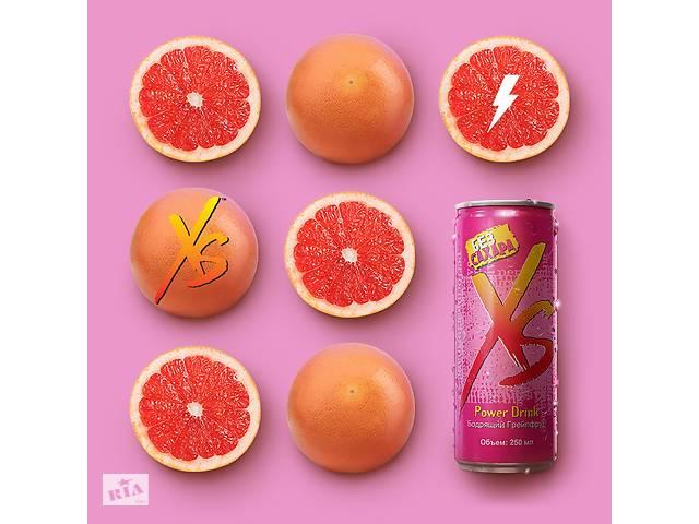 купить бу Энергетический напиток со вкусом грейпфрута XS™ Power Drink в Полтаве