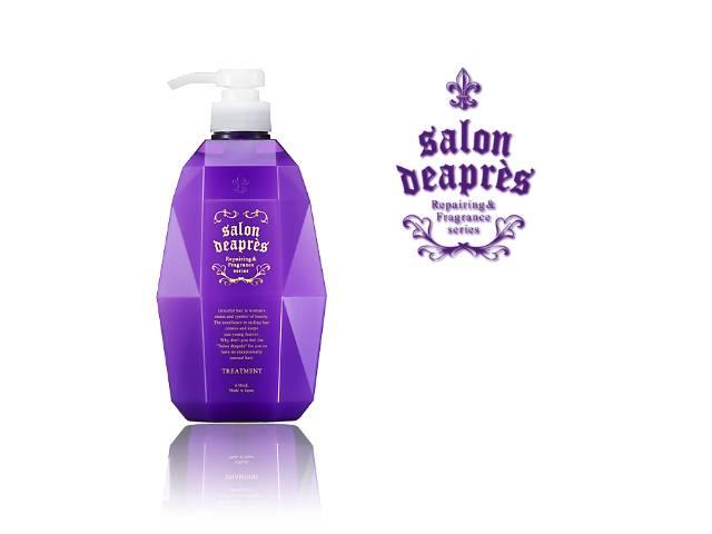 продам Японский бальзам-кондиционер для волос Salon Deapres 630 мл бу в Киеве