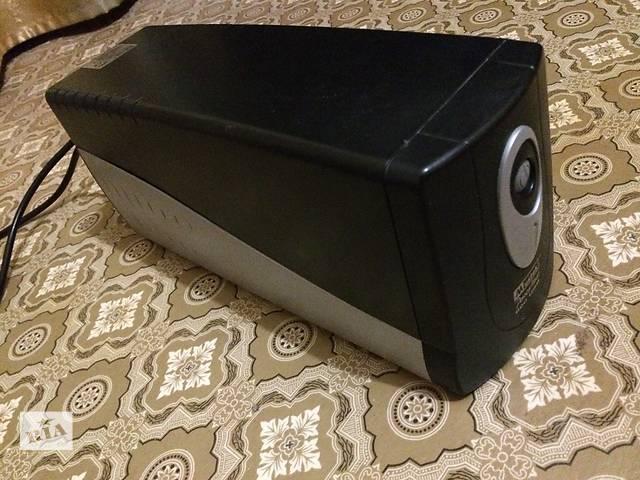 бу ИБП Mustek PowerMust 600 + новая батарея в Ромнах