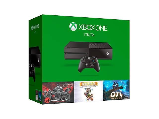 бу Игровая консоль Xbox One Holiday Bundle 1TB в Киеве