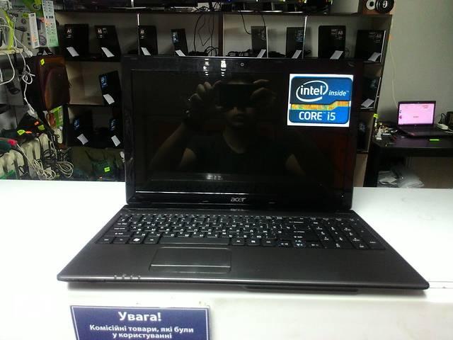 """продам Игровой Acer 15.6"""" intel i5 / 4 Gb /500 Gb/ nvidia 520m  бу в Виннице"""