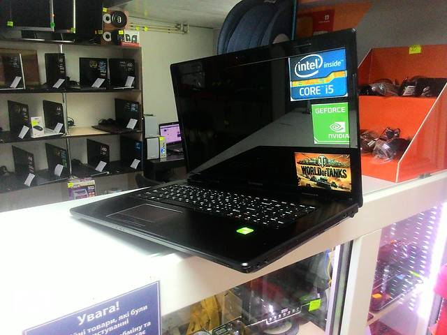 """Игровой гигант Lenovo 17.3"""" intel i5 3210m / 8 Гб / 1000/ два видео- объявление о продаже  в Виннице"""