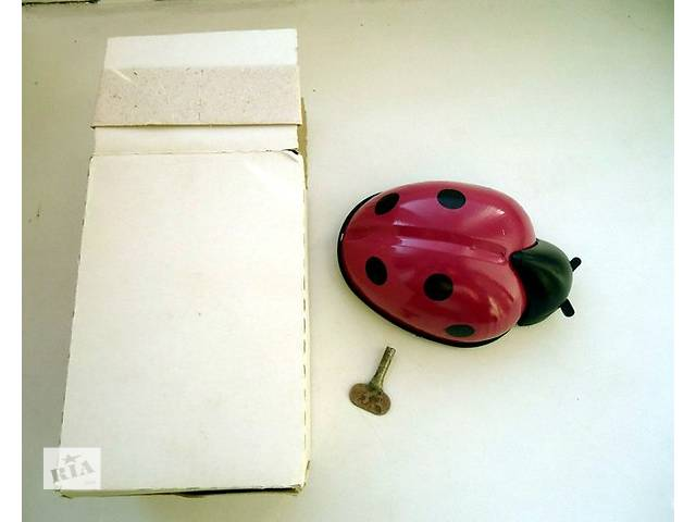 Игрушка божья коровка из СССР- объявление о продаже  в Северодонецке