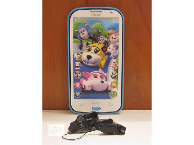 продам Интерактивный сенсорный телефон Врумиз Vrumiz бу в Хмельницком