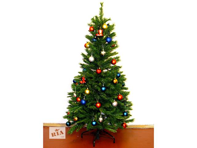 Искусственная елка на Новый год с доставкой по Киеву 120, 150, 180, 210 см- объявление о продаже  в Киеве