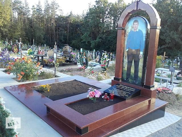 купить бу Изготовление, доставка и установка гранитных памятников  в Украине