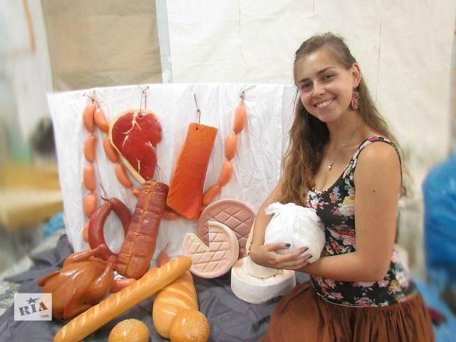 продам Изготовление муляжей бу в Киеве