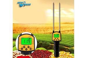 Измеритель влажности зерна и сыпучих веществ, влагомер AR991