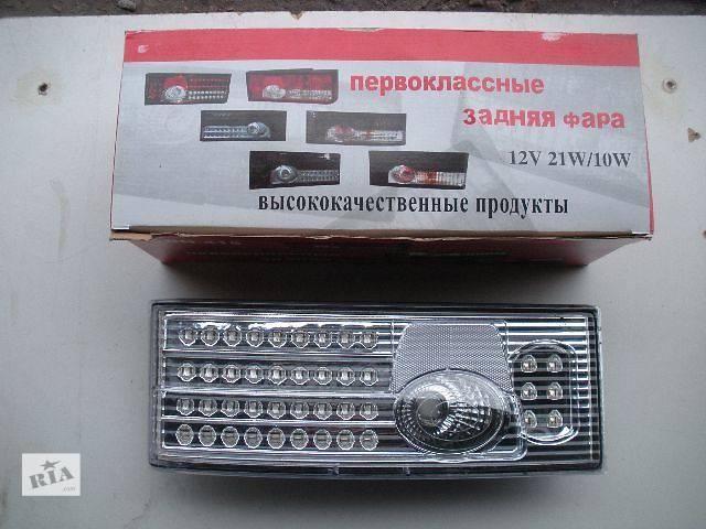 бу Задние фонари на ВАЗ 2109 Освар-Хрустальный (диодные) в Запорожье