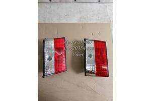 Задний правый фонарь в крышку багажника BMW 5 M50 E 34