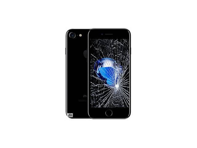купить бу Замена стекла iPhone 7 и 8 переклейка реставрация ремонт дисплея экрана айфон  в Украине