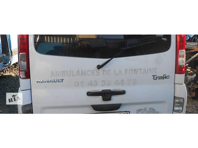 бу Замок крышки багажника, ляды Renault Trafic Рено Трафик Opel Vivaro Опель Виваро Nissan Primastar в Ровно